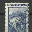 Sellos: ITALIA SELLO USADO 1950. Lote 162918682