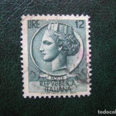 Sellos: ITALIA, 1953* YVERT 650. Lote 167156812