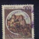 Sellos: S-4063- ITALIA. ITALY. REPUBLICA ITALIANA. . Lote 168385600