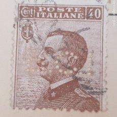 Sellos: SELLO ANTIGUO DE ITALIA. Lote 173591269