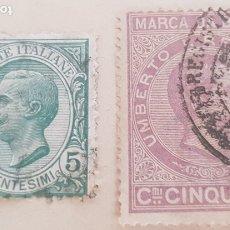 Sellos: SELLOS ANTIGUOS DE ITALIA . Lote 173591594