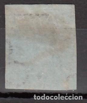 Sellos: ITALIA, ESTADOS. TOSCANA, 1851 YVERT Nº 7 - Foto 2 - 176385200
