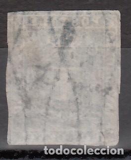 Sellos: ITALIA, ESTADOS. TOSCANA, Gobierno Provisional 1860 YVERT Nº 20a, Azul-gris. - Foto 2 - 176385617
