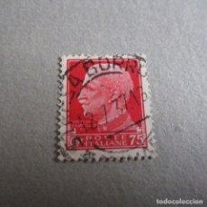 Sellos: ITALIA 1929-30, VICTOR MANUEL III YVERT Nº 233, MATASELLDO. Lote 177028553