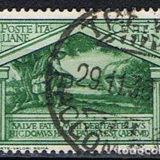 Sellos: SELLO USADO DE ITALIA, YT 265. Lote 177983047