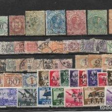 Sellos: ITALIA. DOS FICHAS CON SELLOS NUEVOS O USADOS.. Lote 179082637