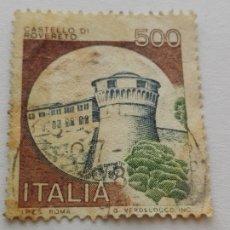 Sellos: SELLO ITALIA. Lote 182169677
