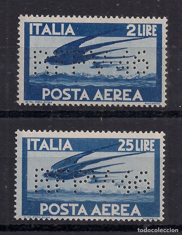 1946 RIUNIONE FILATELICA PRIMAVERILE VENEZIANA - 25 LIRAS ES MUY RARO. EXPERTIZADOS A. ROIG (Sellos - Extranjero - Europa - Italia)