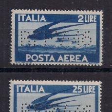 Sellos: 1946 RIUNIONE FILATELICA PRIMAVERILE VENEZIANA - 25 LIRAS ES MUY RARO. EXPERTIZADOS A. ROIG. Lote 182492912