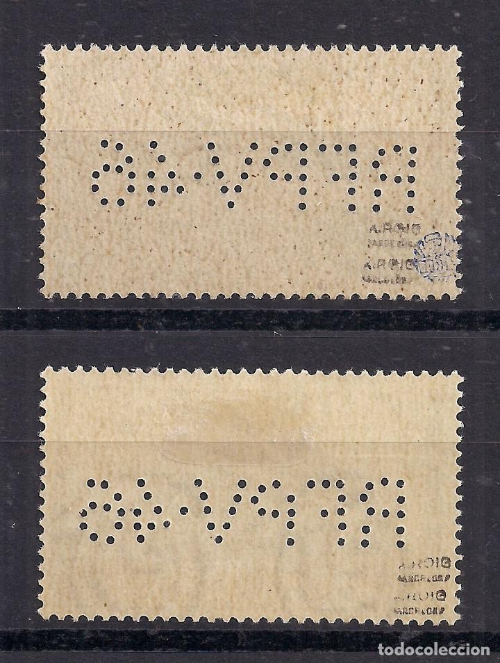 Sellos: 1946 Riunione Filatelica Primaverile Veneziana - 25 LIRAS es muy raro. Expertizados A. ROIG - Foto 2 - 182492912