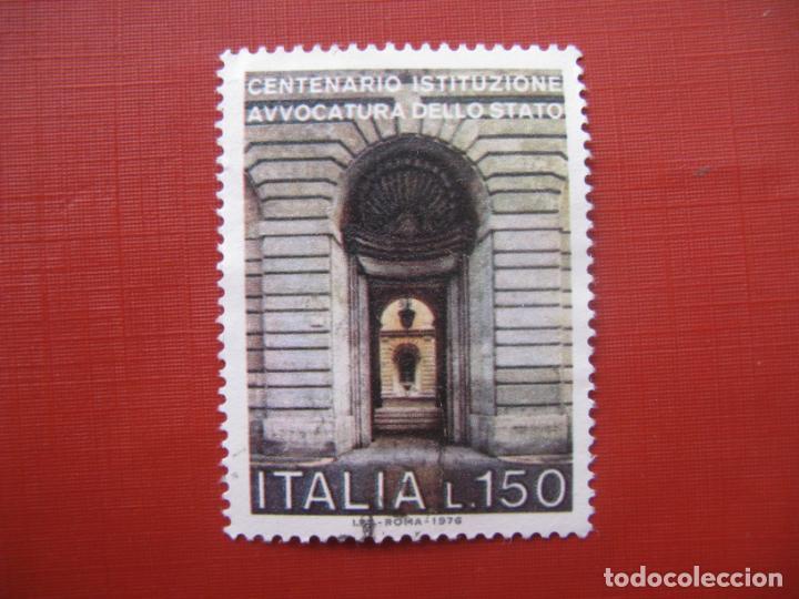 -ITALIA 1876, SELLO USADO (Sellos - Extranjero - Europa - Italia)