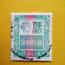 Sellos: ITALIA, 3000, AÑO 1979, VANGELI. Lote 187824763