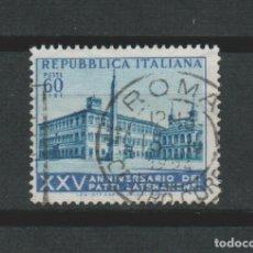 Sellos: LOTE E SELLO ITALIA . Lote 188577432