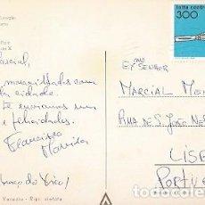 Sellos: ITALIA & CIRCULADO, VENECIA, PALACIO DUCAL, SALÓN DEL GRAN CONSEJO, LISBOA PORTUGAL 1982 (606). Lote 191279448