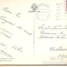 Sellos: ITALIA & CIRCULADO, FIESOLE PIAZZA MINO, FLORENCIA A PARÍS FRANCIA 1972 (1562). Lote 191286428