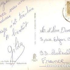 Sellos: ITALIA & CIRCULADO, BOSQUE DE PINOS VALLEROTONDA, AUBERVILLIERS FRANCIA 1974 (43561). Lote 191287321