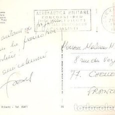 Sellos: ITALIA & CIRCULADO, VENECIA, PLAZA DE SAN MARCOS, CHELLES FRANCIA 1972 (35). Lote 191296345