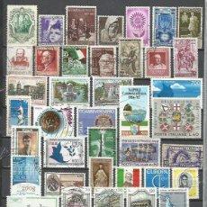 Sellos: R167-LOTE SELLOS ITALIA SIN TASAR,ANTIGUOS Y MODERNOS.NO TENGO EN CUENTA EL VALOR DE CATALOGO,NO TAS. Lote 191339037