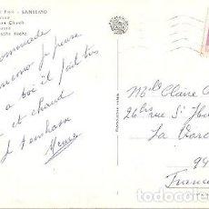 Sellos: ITALIA & CIRCULADO, SANREMO, RIVIERA DEL FIORI, IGLESIA RUSA, FRANCIA 1972 (3588). Lote 191350842