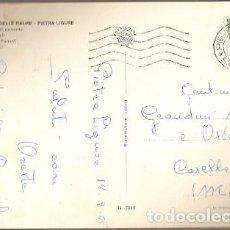 Sellos: ITALIA & CIRCULADO, RIVIERA DELLE PALME, PIETRA LIGURE, MILÃO 1965 (7844). Lote 191360728