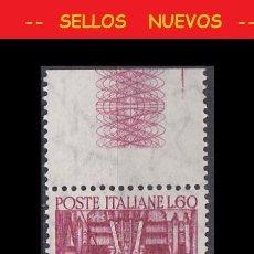 Sellos: LOTE SELLO NUEVO - ITALIA 1958 - AHORRA GASTOS COMPRA MAS SELLOS. Lote 191652656
