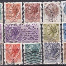 Sellos: LOTE DE SELLOS ANTIGUOS - ITALIA - AHORRA GASTOS COMPRA MAS SELLOS. Lote 192502111