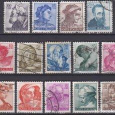 Sellos: LOTE DE SELLOS ANTIGUOS - ITALIA - AHORRA GASTOS COMPRA MAS SELLOS. Lote 192502293