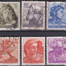 Sellos: LOTE DE SELLOS ANTIGUOS - ITALIA - AHORRA GASTOS COMPRA MAS SELLOS. Lote 192502347