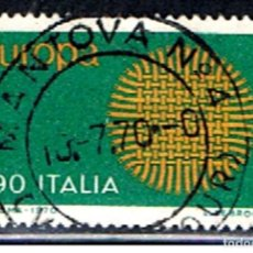 Sellos: ITALIA // YVERT 1048 // 1970 ... USADO. Lote 194214326