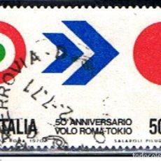 Sellos: ITALIA // YVERT 1045 // 1970 ... USADO. Lote 194214432