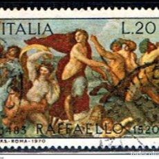 Sellos: ITALIA // YVERT 1043 // 1970 ... USADO. Lote 194214583