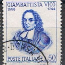 Sellos: ITALIA // YVERT 1016 // 1968 ... USADO. Lote 194215315