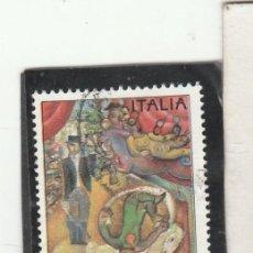 Sellos: ITALIA 1994 - YVERT NRO. 2041 - USADO. Lote 194344521