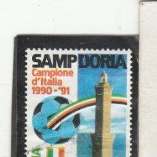 Sellos: ITALIA 1991 - YVERT NRO. 1916 - USADO. Lote 194344648