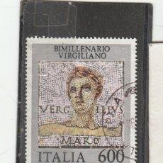 Sellos: ITALIA 1981 - YVERT NRO. 1509 - USADO. Lote 194344778