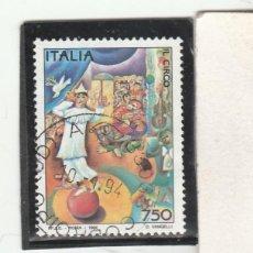 Sellos: ITALIA 1994 - YVERT NRO. 2042 - USADO. Lote 194344491
