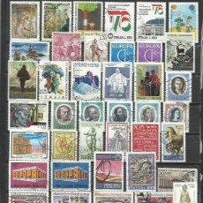 Sellos: R185-LOTE SELLOS ITALIA SIN TASAR,ANTIGUOS Y MODERNOS.NO TENGO EN CUENTA EL VALOR DE CATALOGO,NO TAS. Lote 194709167