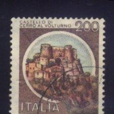 Sellos: S-4814- ITALIA. ITALY. REPUBLICA ITALIANA.. Lote 195000061