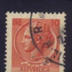 Sellos: S-4815- ITALIA. ITALY. REPUBLICA ITALIANA.. Lote 195000078