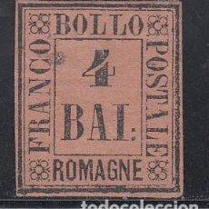 Sellos: ROMAGNE, 1859 YVERT Nº 5 (*). Lote 196371895
