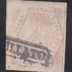 Sellos: NAPOLES, 1858 YVERT Nº 5. Lote 196373116