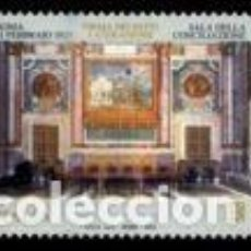 Sellos: SELLO NUEVO DE ITALIA 2019, YT 3850. Lote 196599852