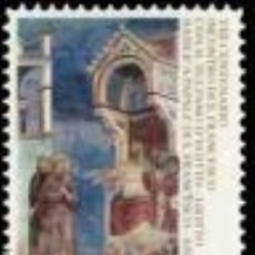 Sellos: SELLO NUEVO DE ITALIA 2019, YT 3853. Lote 196600458
