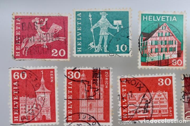 Sellos: 60 SELLOS DE SAN MARINO, ITALIA, FRANCIA,SUIZA, GRAN BRETAÑA,BÉLGICA, PORTUGAL - Foto 9 - 197305331