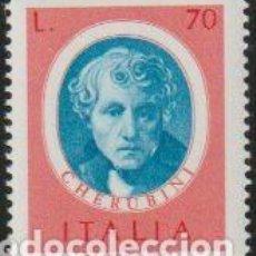 Timbres: ITALIA 1977 SCOTT 1269 SELLO ** ARTE PINTORES LUIGI CHERUBINI MICHEL 1577 YVERT 1307 ITALY STAMPS. Lote 197602720