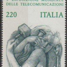 Timbres: ITALIA 1979 SCOTT 1378 SELLO ** EXHIBICIÓN MUNDIAL TELECOMUNICACIONES MICHEL 1669 YVERT 1401 ITALY. Lote 197642432