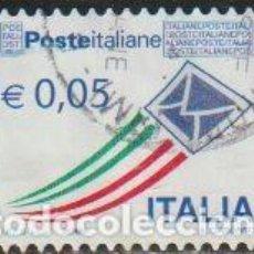 Timbres: ITALIA 2009 SCOTT 2947 SELLO º CONFERENCIA DEL G8 DE LA MAGDALENA A L'AQUILA MICHEL 3315 YVERT 3076. Lote 197752275