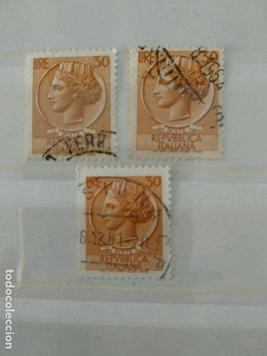 1955 ITALIA (Sellos - Extranjero - Europa - Italia)