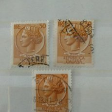 Sellos: 1955 ITALIA. Lote 198707918