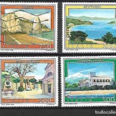 Sellos: PAISAJES Y VISTAS. ITALIA. . Lote 199245105